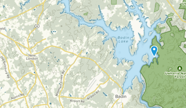 London North Map.Best Trails Near New London North Carolina Alltrails