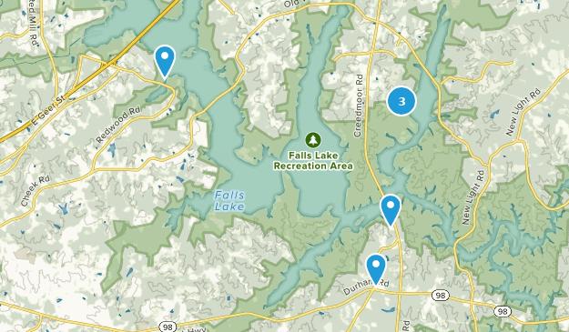 Sandy Plain, North Carolina Map