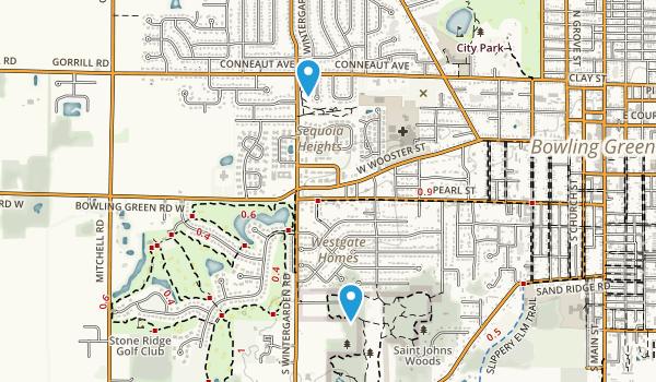 Best Trails near Bowling Green Ohio AllTrails