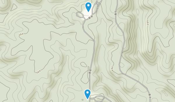 Brady, Ohio Map