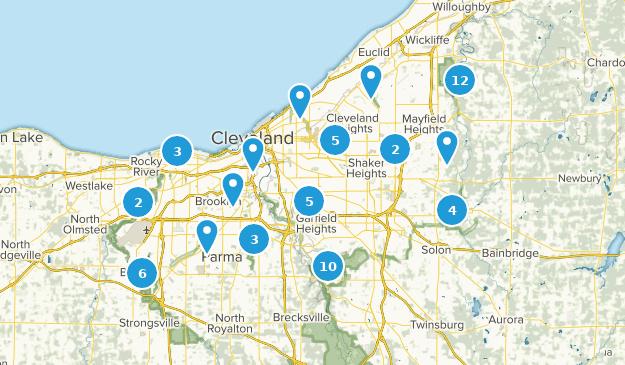 Beste Wege in der Nähe von Cleveland, Ohio | AllTrails on