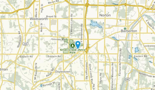 Hometown, Ohio Map