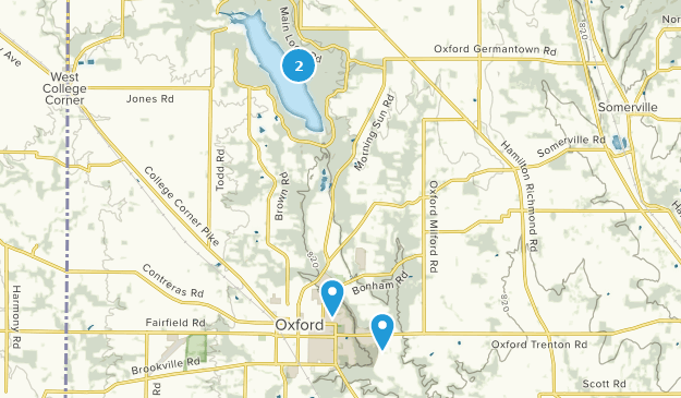 Best Trails near Oxford, Ohio | AllTrails on map of central ohio with cities, map of southeast ohio cities, map of eastern kentucky with cities,