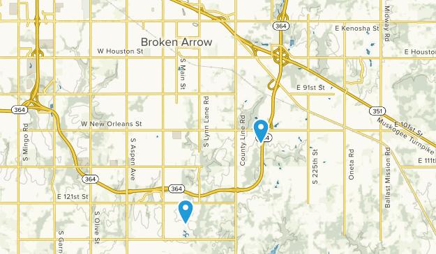 Beste Wege in der Nähe von Broken Arrow, Oklahoma | AllTrails