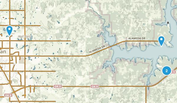 Best Trails near Norman Oklahoma AllTrails