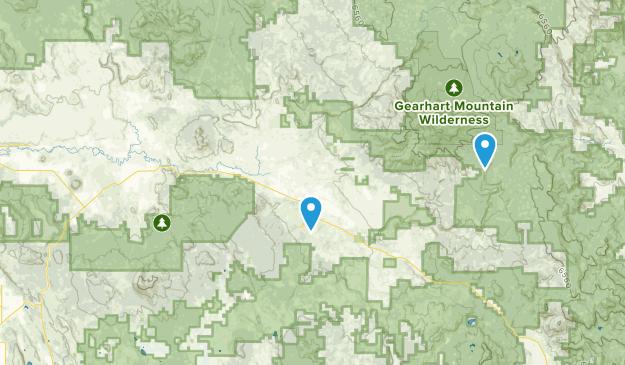Best Trails near Beatty, Oregon | AllTrails