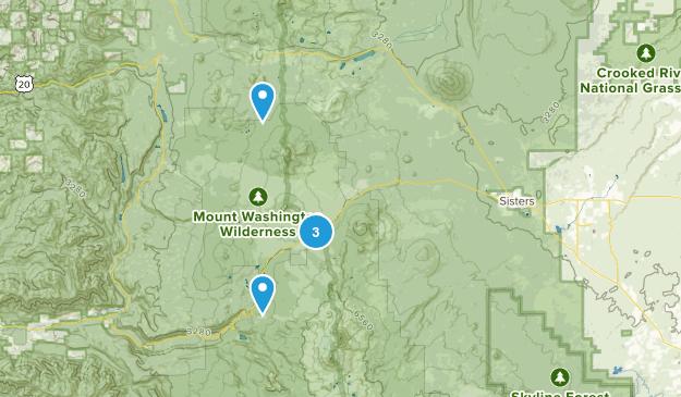 Best Trails near Black Butte Ranch, Oregon | AllTrails