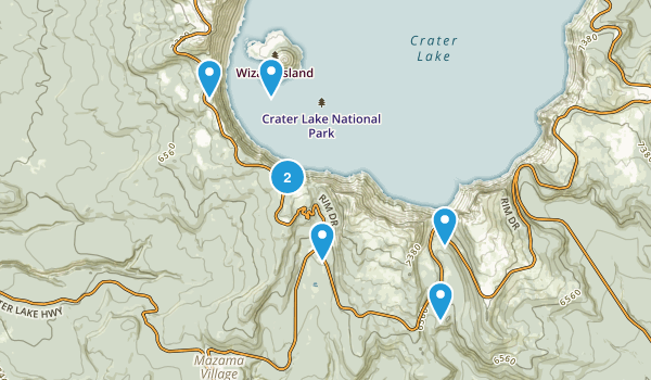 Best Trails near Crater Lake Oregon AllTrails