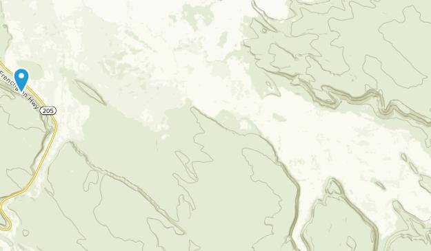 Diamond, Oregon Map