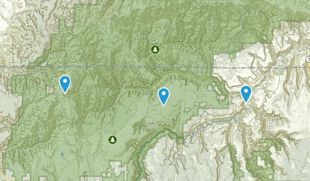 Enterprise, Oregon Map