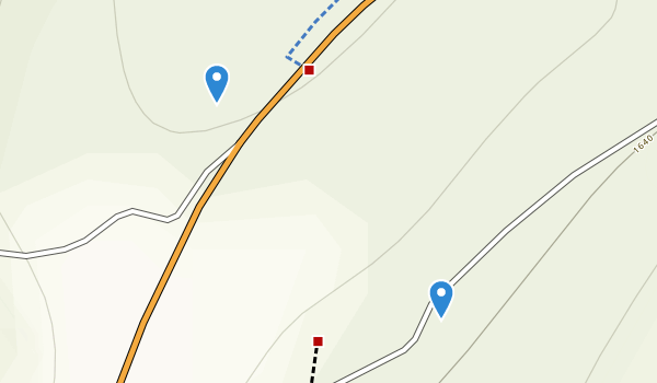Gales Creek, Oregon Map