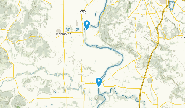 Independence, Oregon Map
