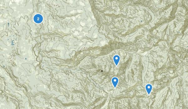 Molalla, Oregon Map