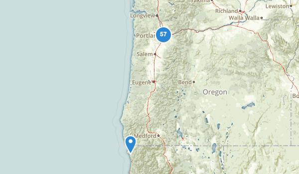 trail locations for Portland, Oregon