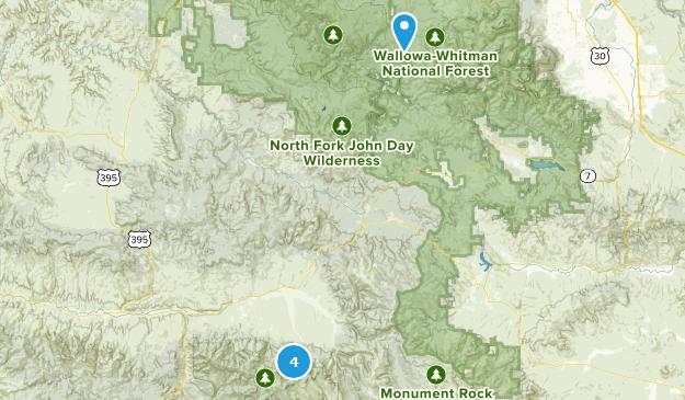 Best Trails Near Prairie City Oregon Alltrails