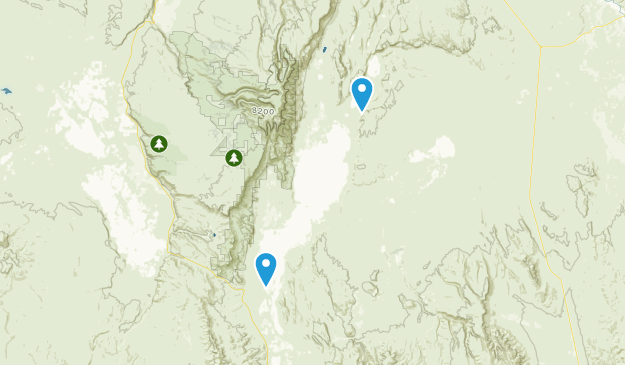 Princeton, Oregon Map