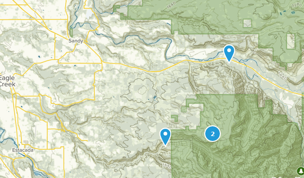 Best Trails Near Sandy Oregon Alltrails