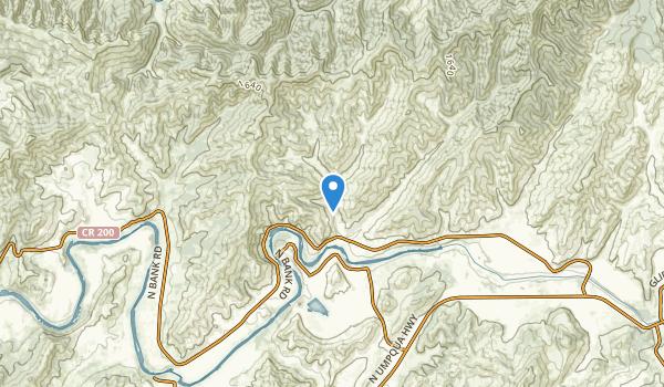 Sutherlin, Oregon Map