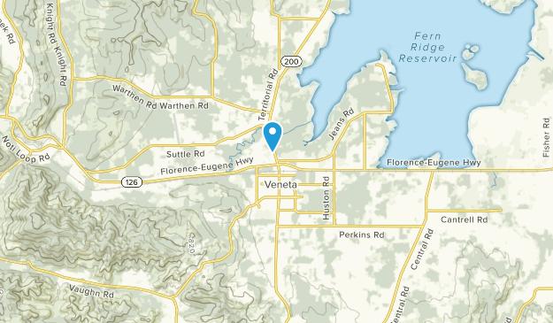 Veneta Oregon Map Best Trails near Veneta, Oregon   AllTrails