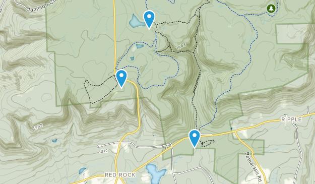Benton, Pennsylvania Map