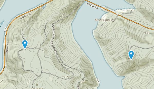 Big Bend, Pennsylvania Map