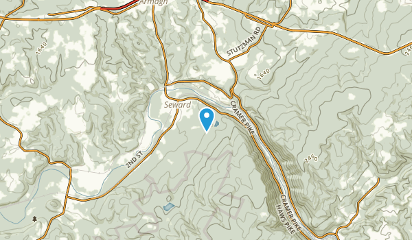 Boltz, Pennsylvania Map