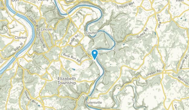 Buena Vista, Pennsylvania Map