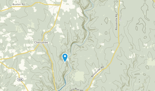 Cherrytree Twp, Pennsylvania Map
