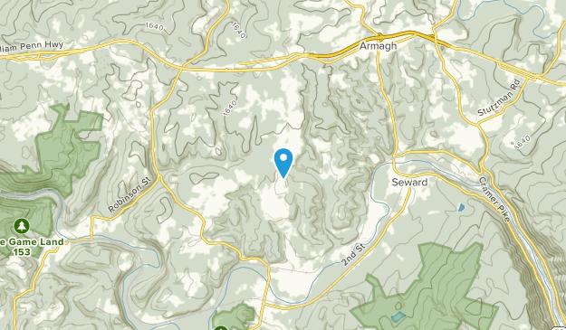 Clyde, Pennsylvania Map
