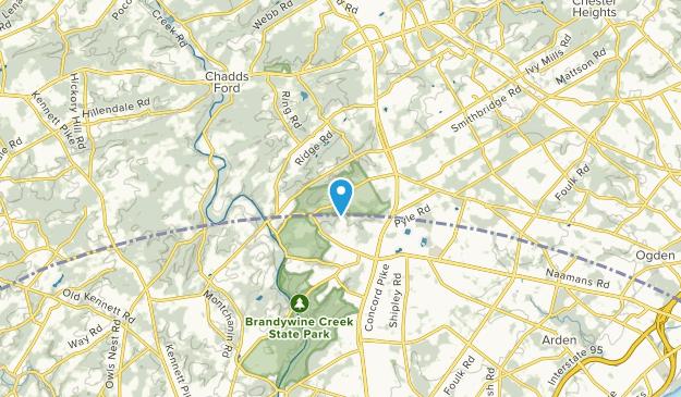 Deerbrook II, Pennsylvania Map