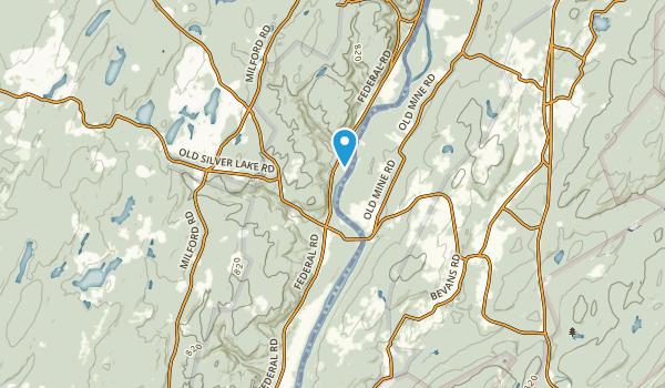 Delaware, Pennsylvania Map