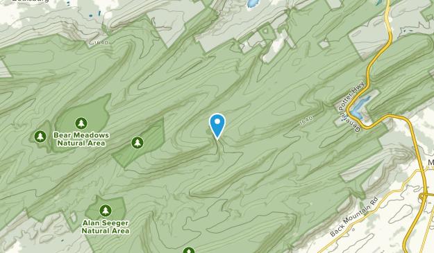 Harris Twp, Pennsylvania Map