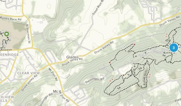 Hellam, Pennsylvania Map