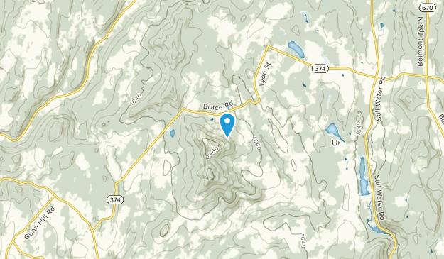 Herrick Twp, Pennsylvania Map