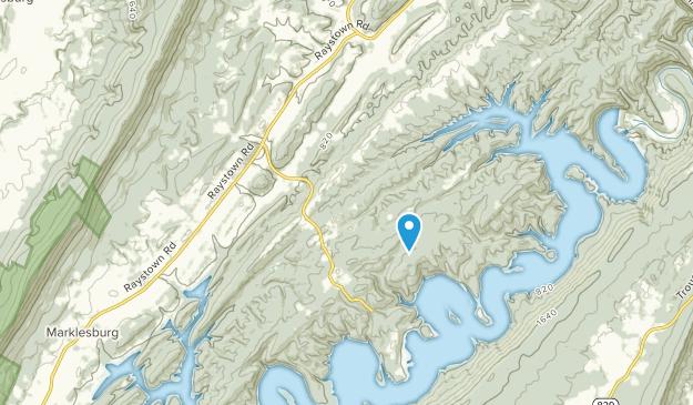 Hesston, Pennsylvania Map