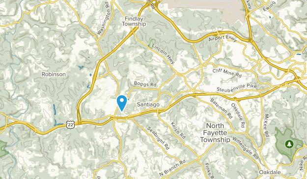 Imperial, Pennsylvania Map