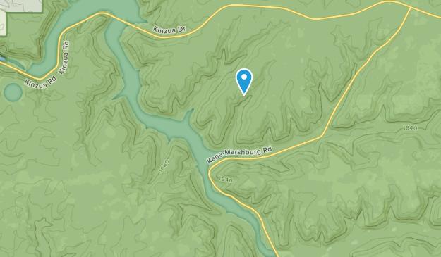 Ludlow, Pennsylvania Map