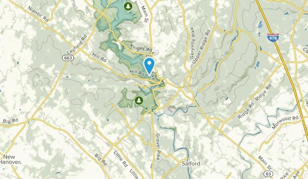 Marlborough, Pennsylvania Map
