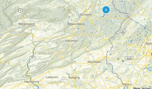 Palmyra, Pennsylvania Map