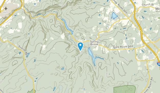 Rockdale, Pennsylvania Map