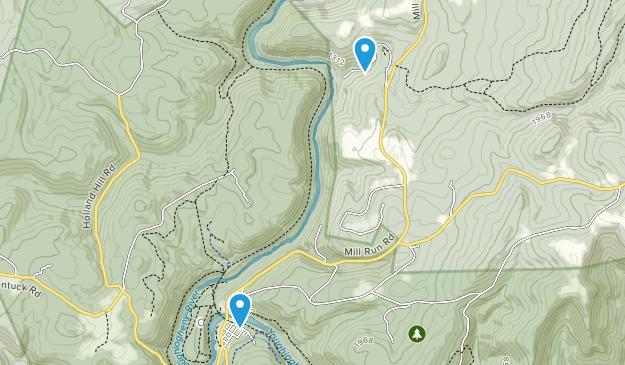 Stewart, Pennsylvania Map