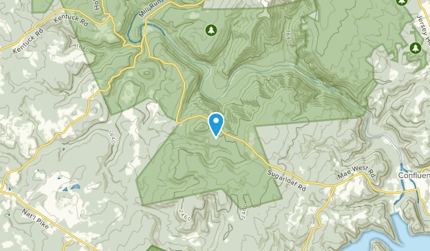 Victoria, Pennsylvania Map