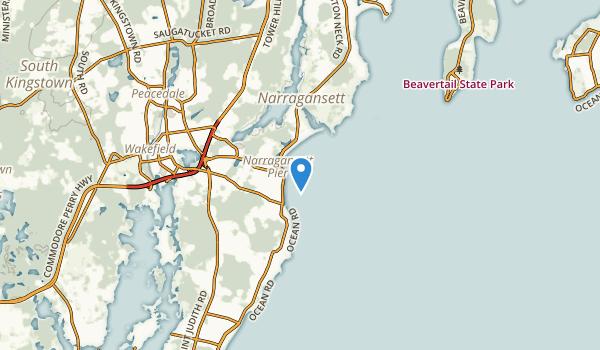Directions To Narragansett Beach Rhode Island