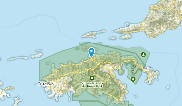 Mary Point, Saint John Map