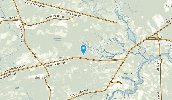 Berry Hill, South Carolina Map