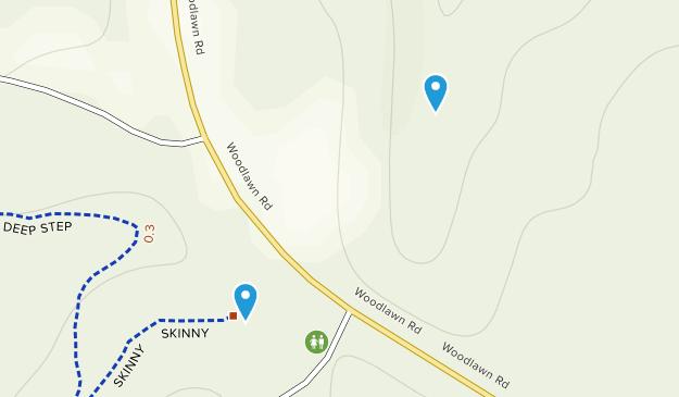 Clarks Hill, South Carolina Map