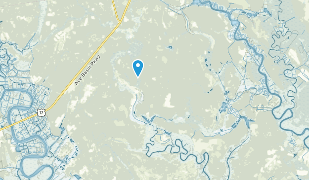 Green Pond, South Carolina Map
