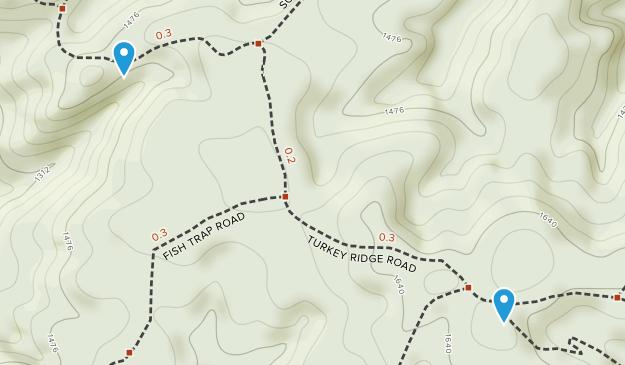 Longcreek, South Carolina Map