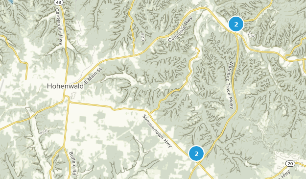 Hohenwald Tennessee Map.Best Trails Near Hohenwald Tennessee Alltrails