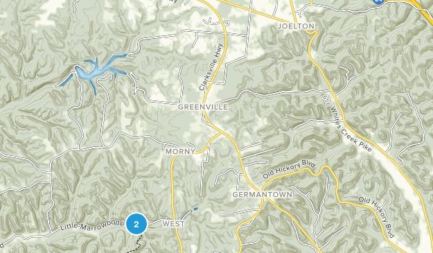 Joelton, Tennessee Map